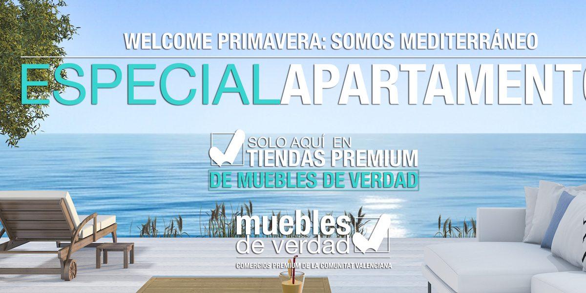 WELCOME PRIMAVERA, SOMOS MEDITERRÁNEO.