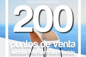 Ya Somos, 200 puntos de venta de Tiendas Premium
